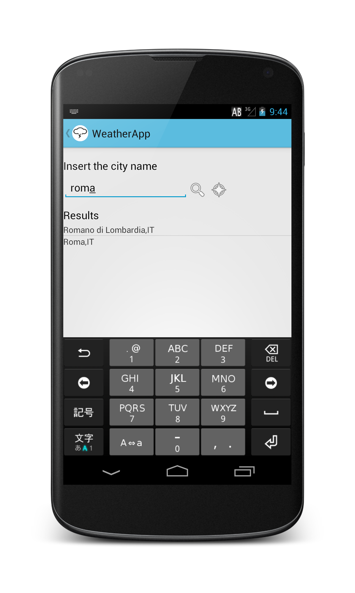 android app on github